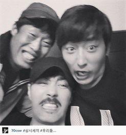 国际在线专稿:据韩国《亚洲经济》报道,韩国演员车胜元公开了与刘...