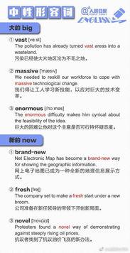 英文写作,只会 good bad 赶紧来学习高频形容词的高级替换词,让你...