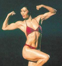 国模吧国模吧大胆高清-1986年,大陆女运动员陈静第一次身穿三点式泳装.   国人对于模特肌...