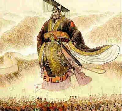 ...始皇是一个昏庸无道的君主,不值得拥有长生不死的权利(资料图:...