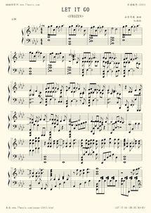 ...is well钢琴谱 it is well钢琴谱分享展示