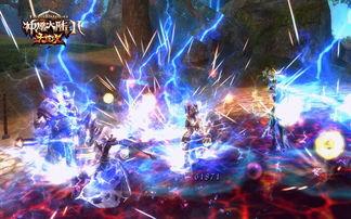 乱斗也是蛮拼的 神魔大陆2 PK圣地揭秘