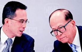 华人首富李嘉诚坐拥长江实业、和记黄埔、长江基建等,为家族企业的...