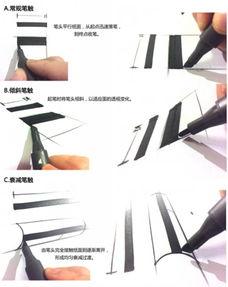 光滑度   马克笔基础   马克笔使用... 法卡勒黄山手绘专用色卡   马克笔...