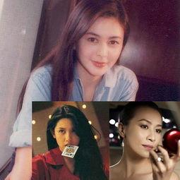 关之琳、刘嘉玲、邱淑贞-细数连女人看了都心动的香港绝色佳人们