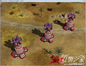 红色警戒3Mod 龙霸天下 游戏截图 6