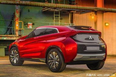 三菱发布新SUV概念车