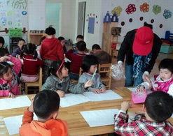 亲子 低碳 行 校绿协志愿者组织儿童环保教育