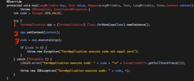 MapReduce扩展 应用程序如何运行于Hadoop Yarn之上