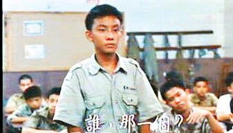 ...演《牯岭街少年杀人事件》的男主角小四-演艺界众人追思 旗手 杨德昌