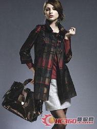 古斯塔安娜女装09秋冬新品 真正的贵族