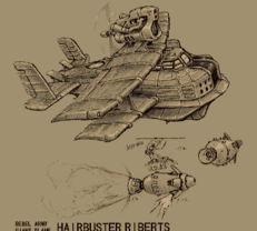 当玩家在艾伦的水平面上.   全名:原型重型轰炸机