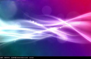 炫光紫色背景图片免费下载 编号5809441 红动网