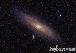 仙女星系发现神秘天体不明信号