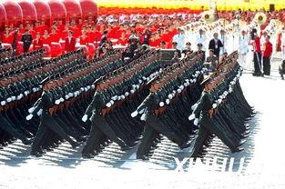 时时彩破产,重庆时时彩外围庄家组图 徒步01三军仪仗队方队