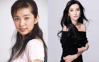 李湘刘嘉玲林志颖 30位明星成名前后对比照片