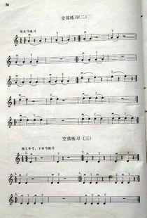 对于小提琴来说 五线谱怎么决定音高