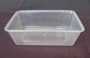 卤菜时,原来的透明塑料盒,换成了更厚、更沉的白色塑料盒.   新款...