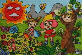 组图:中国儿童环保画之丹麦制造 (750x500)-关于儿童画环保的画...