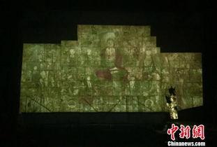...广胜寺下寺的《药师经变》壁画已科技手段实现