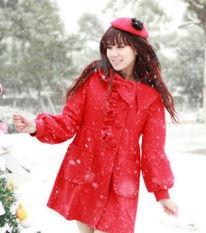15款甜美大衣 备战 新年约会 组图