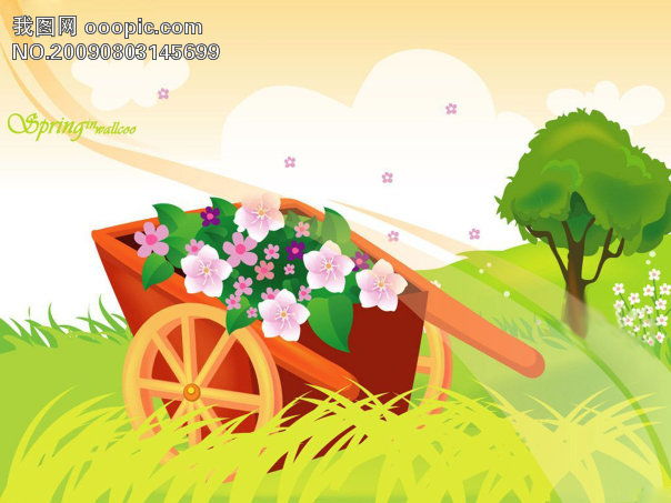 卡通背景模板下载 图片编号 621254 背景图片 我图网www.ooopic.com ...
