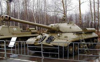 IS-3重型坦克-沉睡在博物馆中的前苏联早期坦克