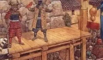 一部日本武士的发迹史,也是天皇沦为傀儡的屈辱史