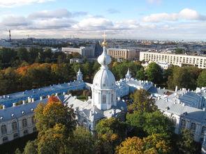 我的俄罗斯游记 圣彼得堡游记攻略