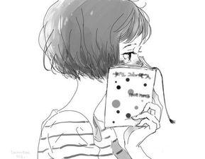...你的人流眼泪 手绘伤感动漫图片