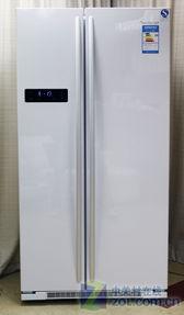 容声BCD-568WYM/A对开门冰箱全貌-从五千到三万 8款对开门冰箱年...