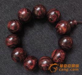 七、血龙木-藏家经验 十种材质珠串的盘玩保养方法