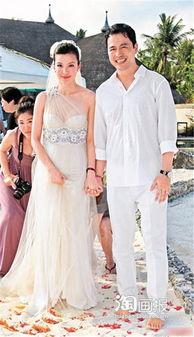 范玮琪与黑人大婚 婚纱写真全新组图揭秘精彩现场