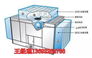 广州市菱电冷却塔更换和步骤