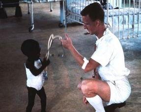 世界上最黑的孩子被PS 真有那么黑的宝宝么