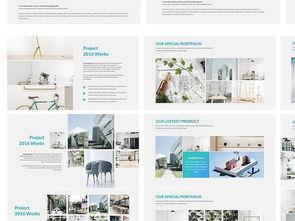 ios10杂志风格商务创意KEY无图图片设计素材 高清模板下载 28.43MB ...