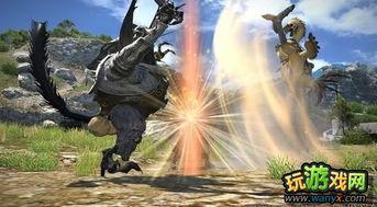 《最终幻想14:王国重生》PC版画面-最终幻想14 国服将不会免费