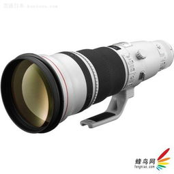 EF 600mm F4L IS II USM-佳能批量发布顶级超长焦镜头最新固件