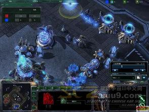 星际拾荒从2010开始-星际争霸2P V T 单基地 换基地的Rush