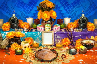 都在说万圣节,你知道今天还是墨西哥亡灵节吗 皮克斯新动画主角正是它