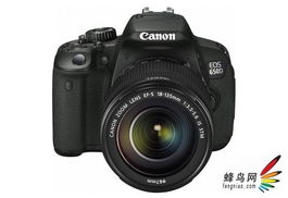 佳能EOS 650D-佳能香港调低部分单反产品官方指导价