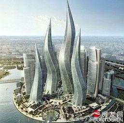 Photoshop 为建筑物加高楼层