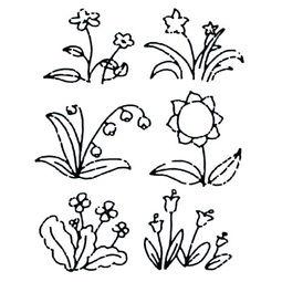 关于花卉简笔画图片大全,简单的花卉简笔画画法.可可简笔画网更多...