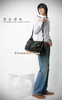 ...搭配 韩国男装DUDE