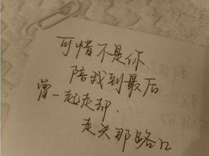 我们的爱其实就是最大的错误 手写文字图片