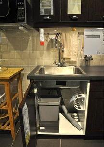 厨房收纳垃圾大全 看完后好想试试