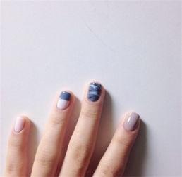 小清新美甲图片,小清新美甲图片短指甲,小清新美甲图片韩版