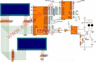 ...T89C52的模糊控制算法的温控仪设计
