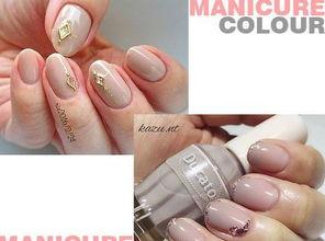 美甲涂什么颜色显手白 夏季显手白的指甲油颜色