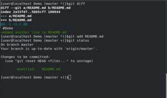 在Git中怎样克隆 修改 添加和删除文件